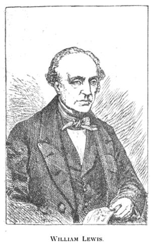 William Lewis (chess player) - William Lewis