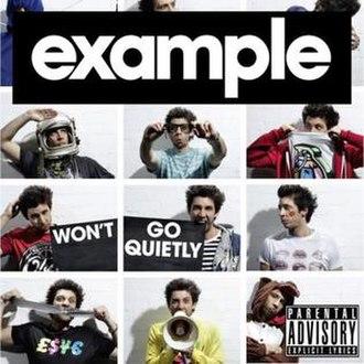 Won't Go Quietly - Image: Won't Go Quietly (album)