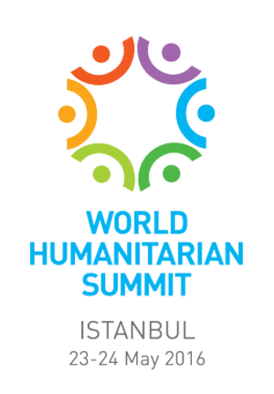 World Humanitarian Summit - Image: World Humanitarian Summit WHS logo