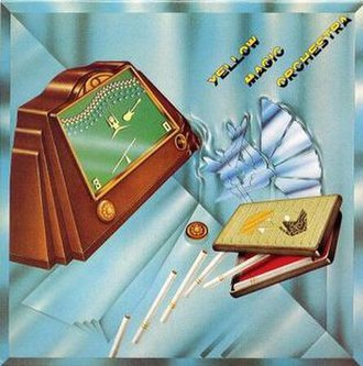 Yellow Magic Orchestra (album) - Image: YMO Yelloy Magic Orchestra