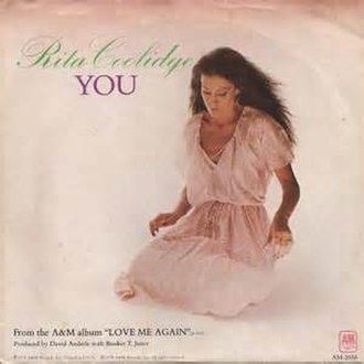 You (Marcia Hines song) - Image: You Rita Coolidge