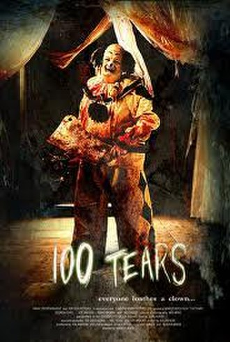 100 Tears - Theatrical release poster