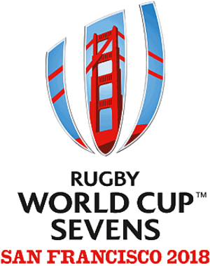 2018 Rugby World Cup Sevens - Image: 2018 Rugby World Cup Sevens logo