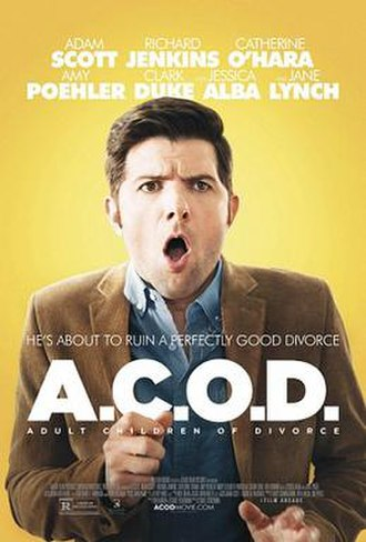 A.C.O.D. - Theatrical release poster