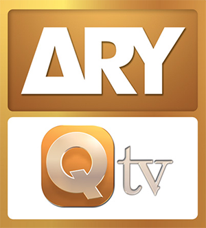 ARY Qtv - Image: ARY Qtv logo