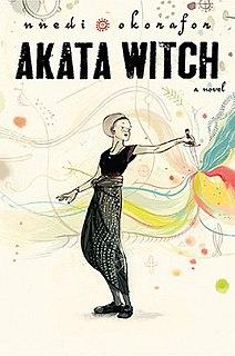 <i>Akata Witch</i> book by Nnedi Okorafor