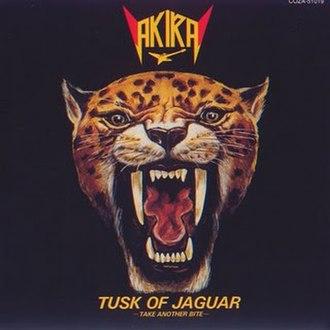 Tusk of Jaguar - Image: Akira Takasaki Tusk Of Jaguar