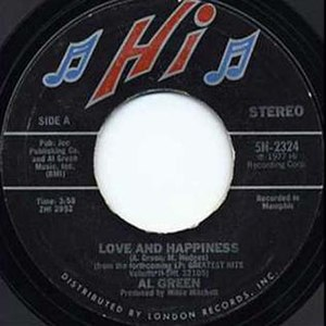 Love and Happiness - Image: Al Green Love and Happiness