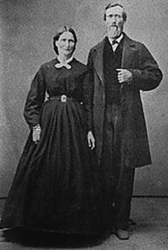 Alexander Hamilton Willard - Alexander and Eleanor Willard