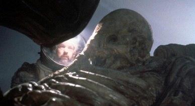 Alien (1979) Space Jockey