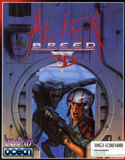 Alien Breed box cover