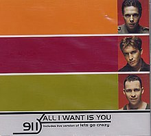 All I Want Is You - 911.jpg