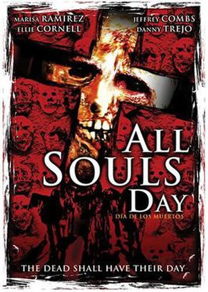 All Souls Day (film) - Anchor Bay Entertainment DVD Cover