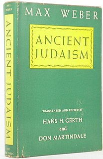 <i>Ancient Judaism</i> (book)