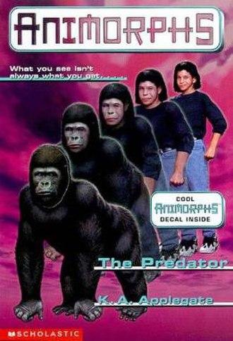 The Predator (novel) - Marco morphing into a gorilla.