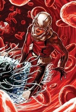 Ant-Man (Scott Lang) - Image: Ant Man (Scott Lang)