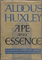 Ape And Essence