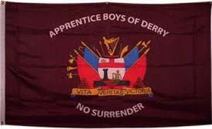 Apprentice Boys of Derry - A flag of the Apprentice Boys
