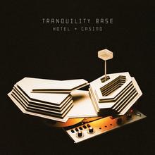 Image result for arctic monkeys album tranquility base hotel & casino