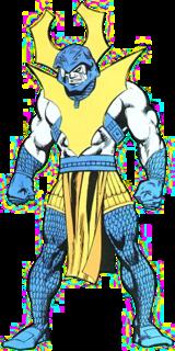 Attuma Fictional comic book supervillain
