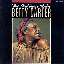 The Audience With Betty Carter Wikipedia