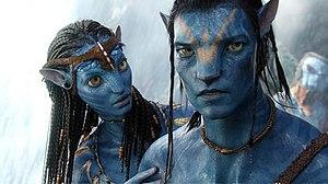 Avatar (2009 film) - Image: Avatarjakeneytiri