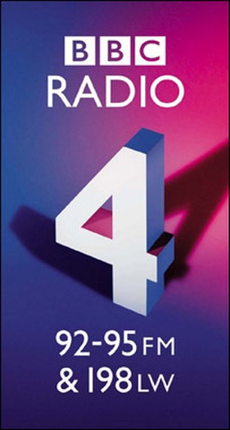 BBC Radio 4 - Logo of Radio 4 until 2007