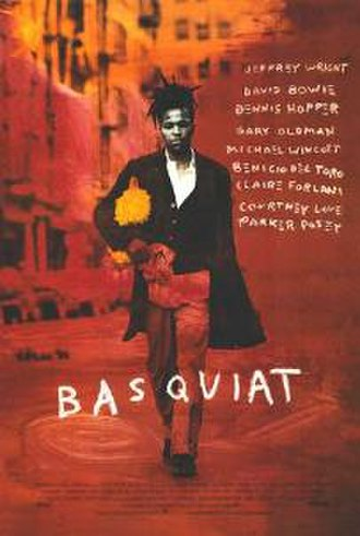 Basquiat (film) - Theatrical release poster