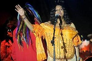 Belita Woods - Belita Woods with Parliament-Funkadelic, September 2009