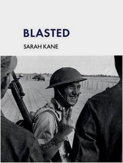 <i>Blasted</i> Play by Sarah Kane