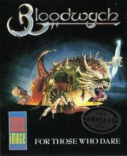 <i>Bloodwych</i> video game