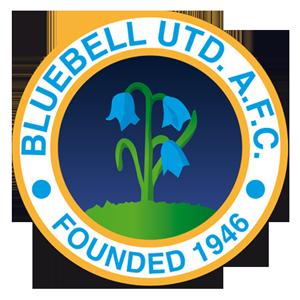 Bluebell United F.C. - Image: Bluebell United F.C. crest