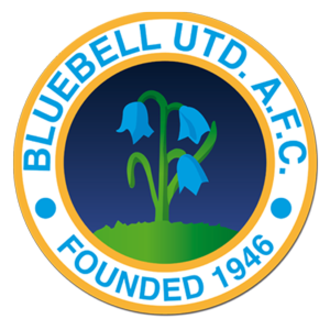 Bluebell United F.C. - Image: Bluebell United F.C. crest