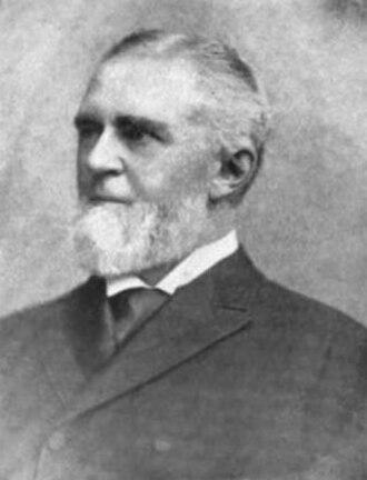 New York and New England Railroad - Jabez A. Bostwick