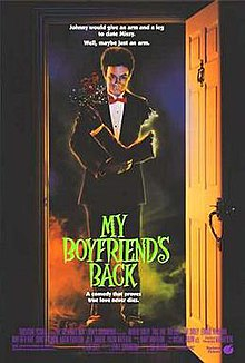 My Boyfriend's Back (1993 film) - Wikipedia