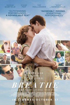 Breathe (2017 film) - Theatrical release poster