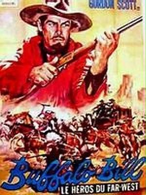 Buffalo Bill, Hero of the Far West - Image: Buffalo Bill, l'eroe del far west