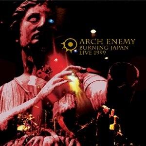 Burning Japan Live 1999 - Image: Burningjapancover