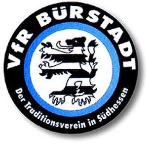 VfR Bürstadt - Image: Burstadt