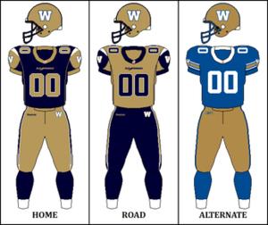 2015 Winnipeg Blue Bombers season - Image: CFL WPG Jersey 2013