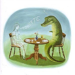 Etiquette (Casiotone for the Painfully Alone album) - Image: CFTPA Etiquette