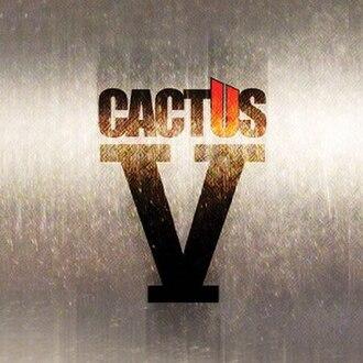 Cactus V - Image: Cactus V cover