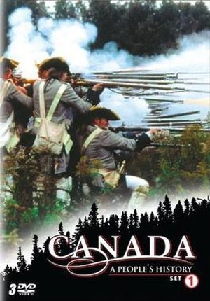 Canada: A People's History - DVD release of series 1