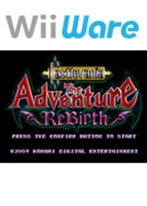 Castlevania: The Adventure ReBirth - Image: Castlevania The Adventure Re Birth Coverart
