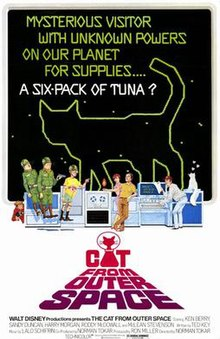 The Cat from Outer Space - Wikipedia