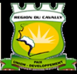 Cavally Region - Image: Cavally Region (Ivory Coast) logo