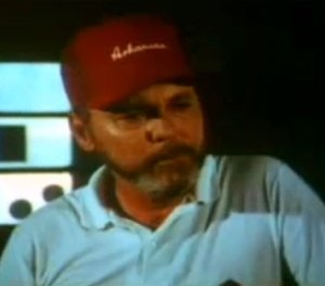 Charles B. Pierce - Charles B. Pierce in Boggy Creek II: And the Legend Continues (1985)