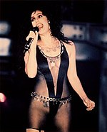 Image result for cher if i could turn back time