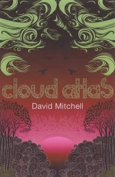 Picture of a book: Cloud Atlas