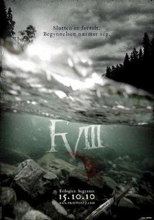 "Cold Prey 3 - Poster of ""Fritt vilt III"""